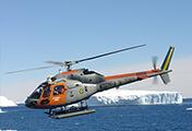 UH-13 , Esquilo - Marinha do Brasil na Antártica